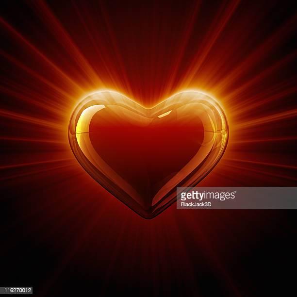 Shine of heart