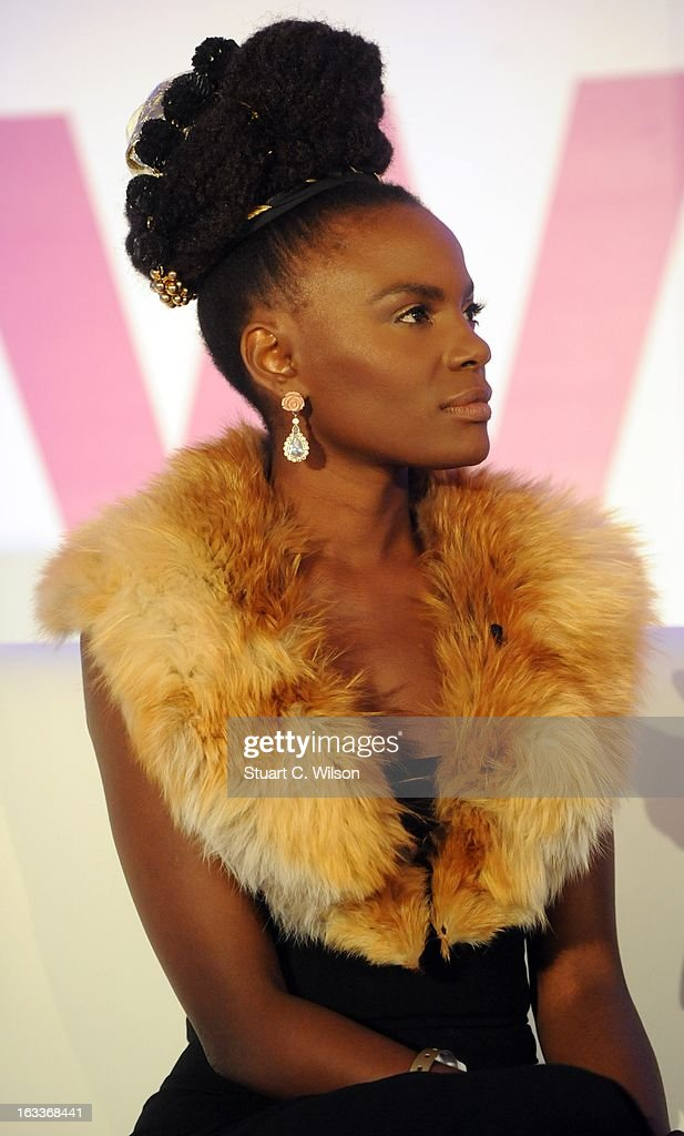 <a gi-track='captionPersonalityLinkClicked' href=/galleries/search?phrase=Shingai+Shoniwa&family=editorial&specificpeople=4266140 ng-click='$event.stopPropagation()'>Shingai Shoniwa</a> attends the annual WIE Symposium at The Hospital Club on March 8, 2013 in London, England.