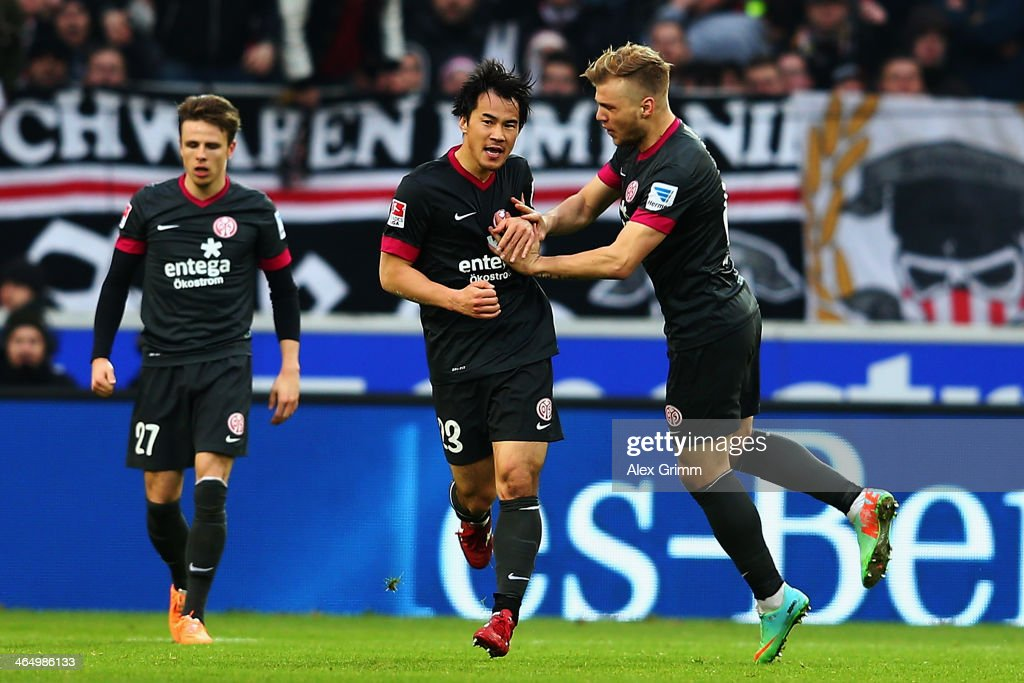 vfb stuttgart v 1 fsv mainz 05 bundesliga getty images. Black Bedroom Furniture Sets. Home Design Ideas