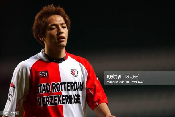 Shinji Ono Feyenoord
