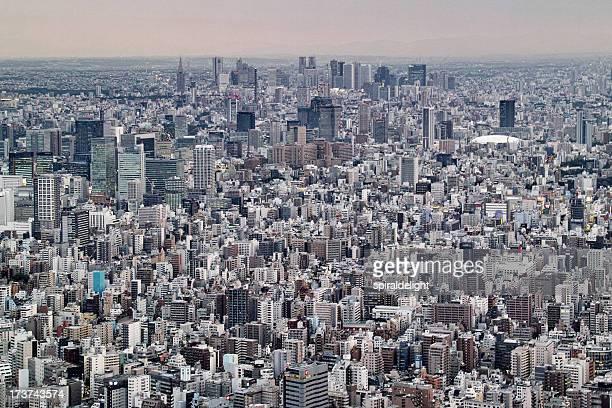Shinjuku from Skytree
