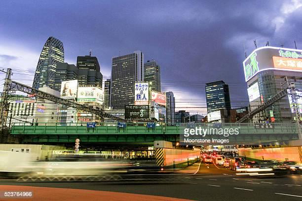 新宿の東京,日本