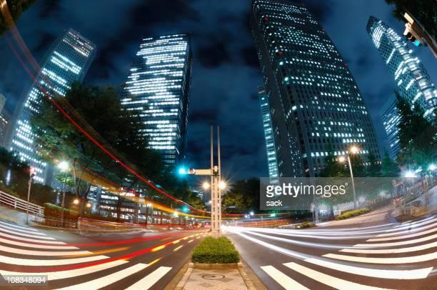 Shinjuku Nighttime