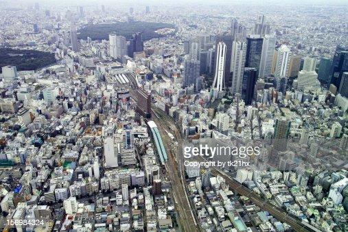 Shinjuku : Stockfoto