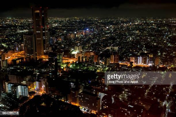 Shinjuku saturday night