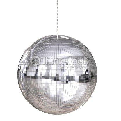 shiny disco ball : Stock Photo
