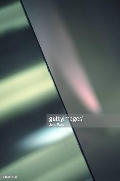 shiny metal