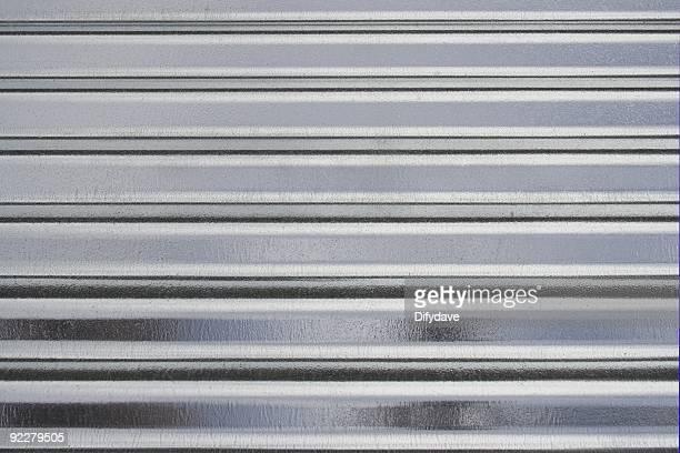 Shiny New Galvanised Corrugated Roofing Sheets