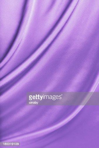 Shiny Purple Satin Background