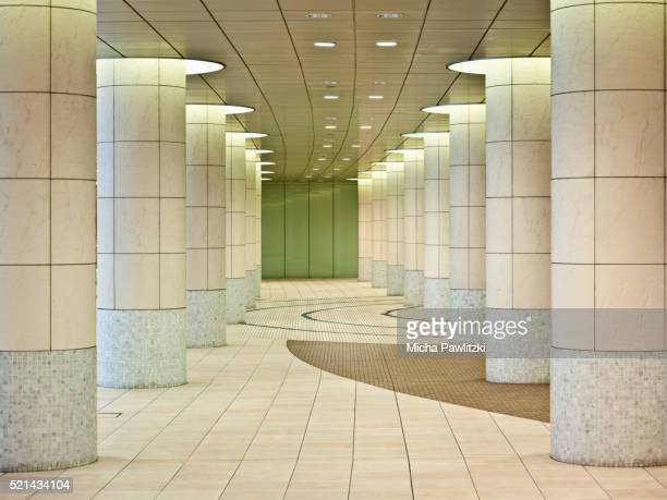 Shiodome Station, Tokyo, Japan