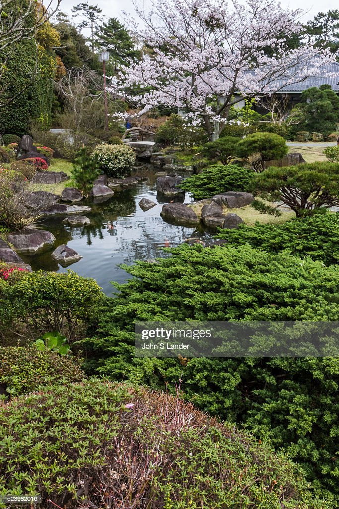 Shiosai Garden was once a part of the Hayama Imperial Villa Shiosai Teien is a traditional Chisen Kaiyu Shiki Japanese strolling pond garden with...