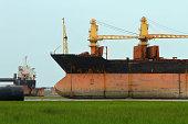Ship breaking yards in Chittagong