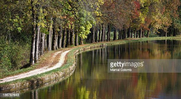 ship canal of BURGUNDY