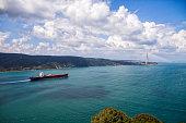 istanbul, ship, bosphorus, sea