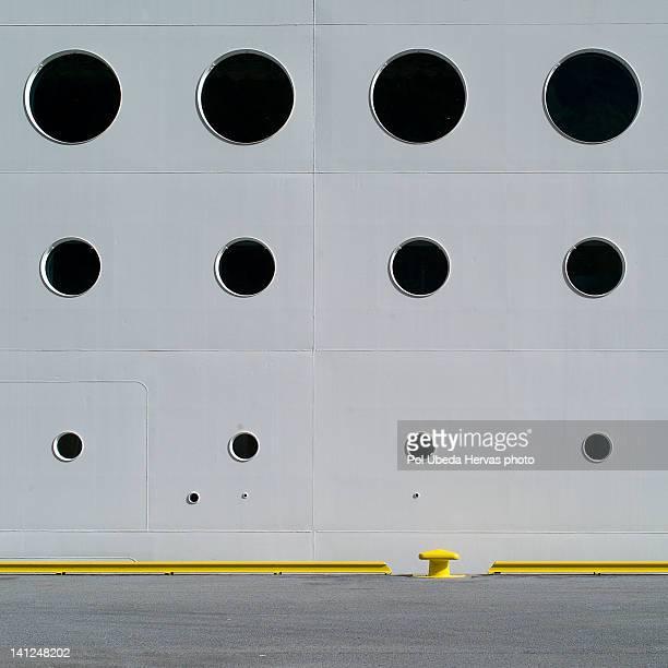 Ship windows