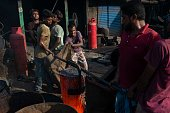 BGD: Ship Yard Workers In Bangladesh