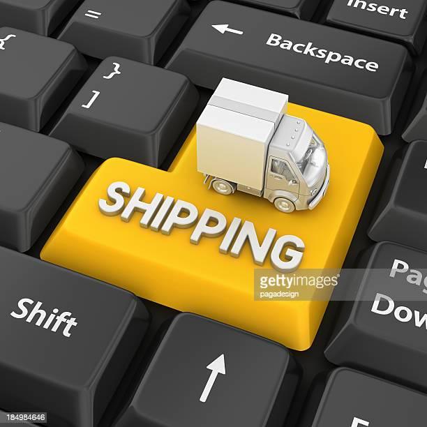 shipping enter key