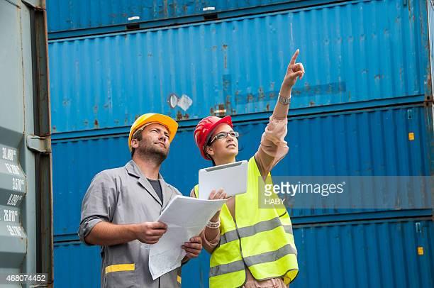 Shipping Transportation Business