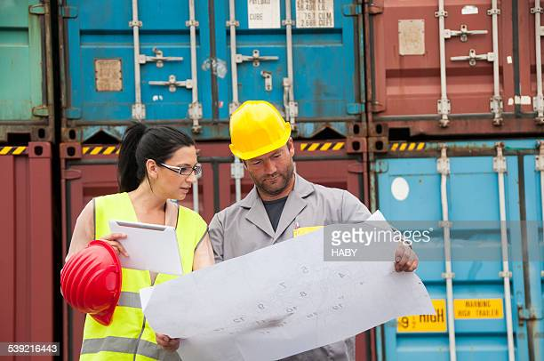 Shipping Transportation Business