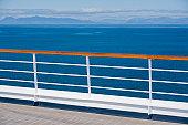 Ship's railing