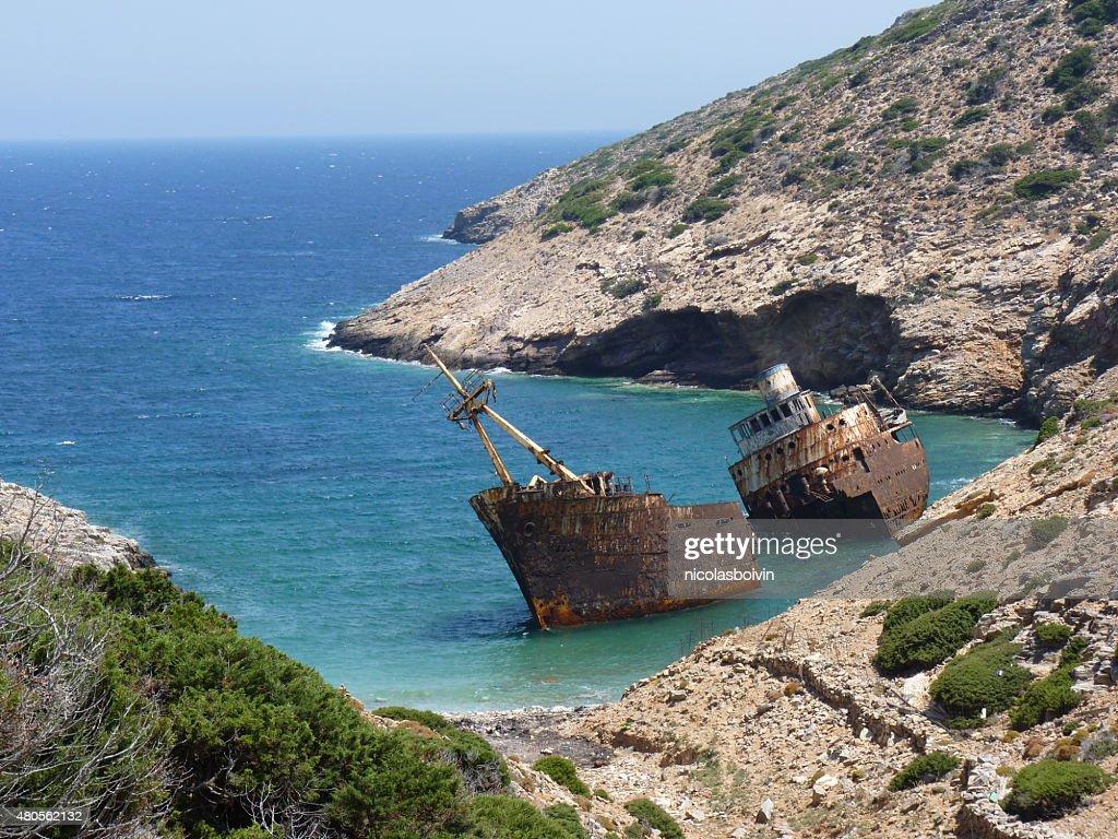 Shipwreck : Stock Photo