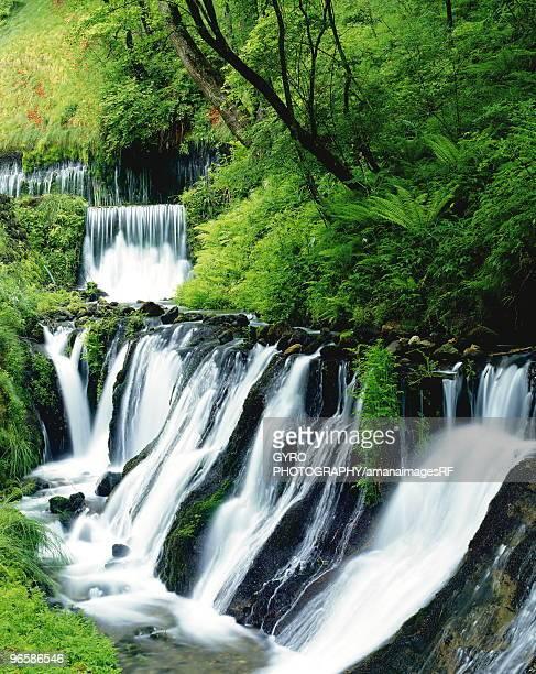 Shiraito Falls,  Karuizawa,  Nagano Prefecture,  Japan