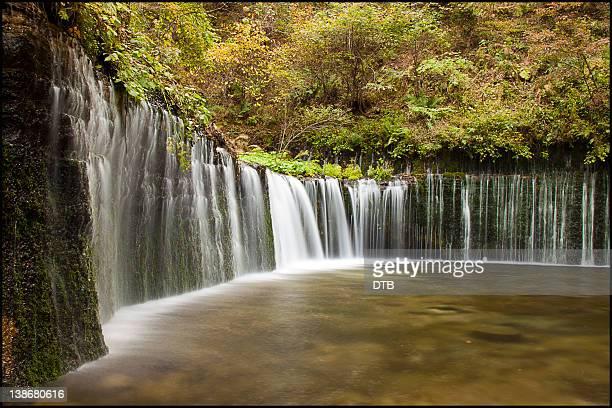 Shiraito Falls, Nagano, Japan