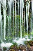 Shiraito waterfall, Nagano Prefecture, Honshu, Japan