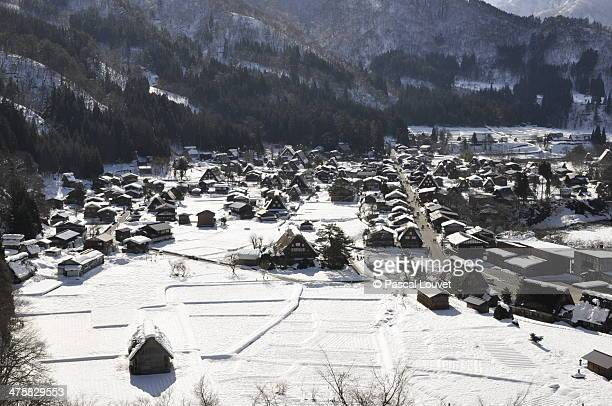 Shirakawago - Japan