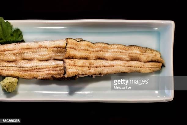 Shirayaki - Plain Grilled Eel with No Seasoning