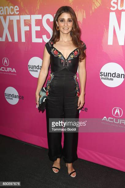 Shiri Appleby attends the 2017 Sundance NEXT FEST at The Theater at The Ace Hotel on August 11 2017 in Los Angeles California