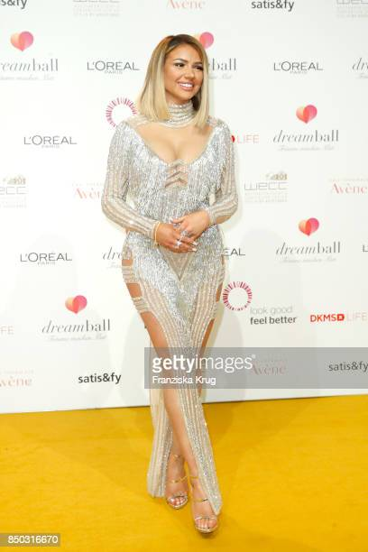 Shirin David attends the Dreamball 2017 at Westhafen Event Convention Center on September 20 2017 in Berlin Germany