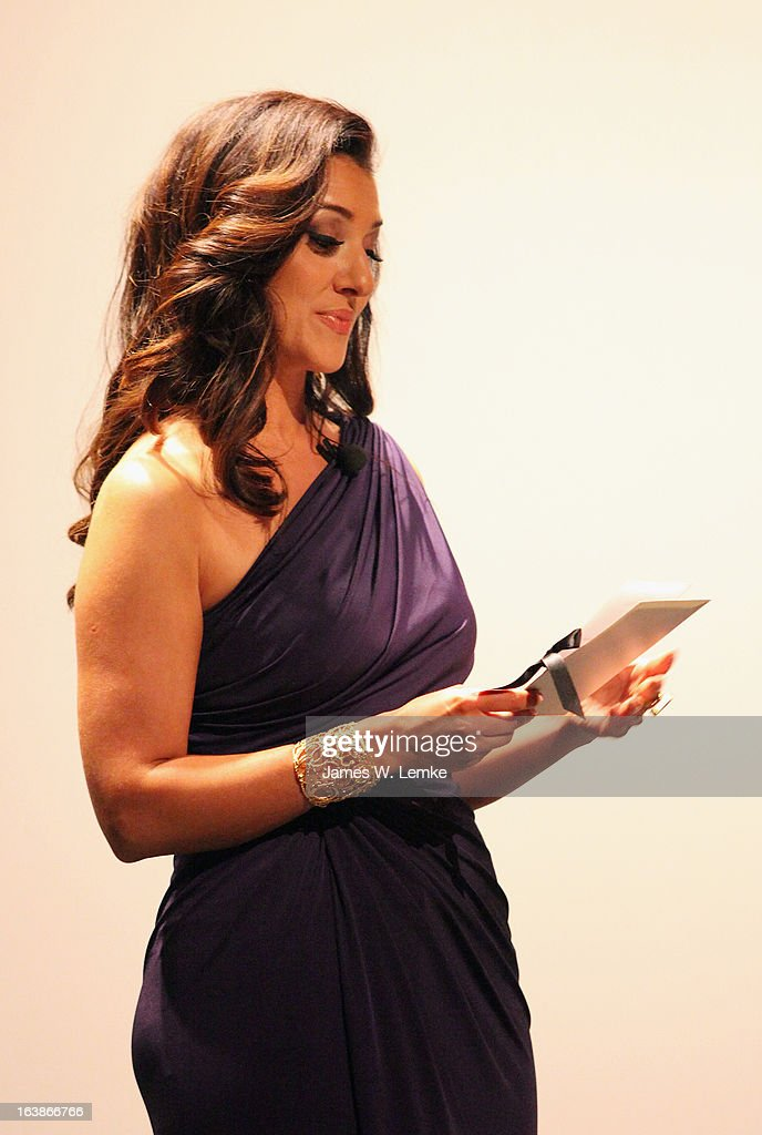 Shirin Rajaee attends the 2013 Farhang Foundation Short Film Festival held at the Bing Theatre at LACMA on March 16, 2013 in Los Angeles, California.