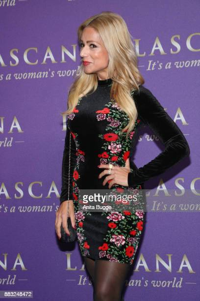 Shirin Tabatabai attends the the opening of the 'Sound of Passion' exhibition at Hotel De Rome on November 30 2017 in Berlin Germany