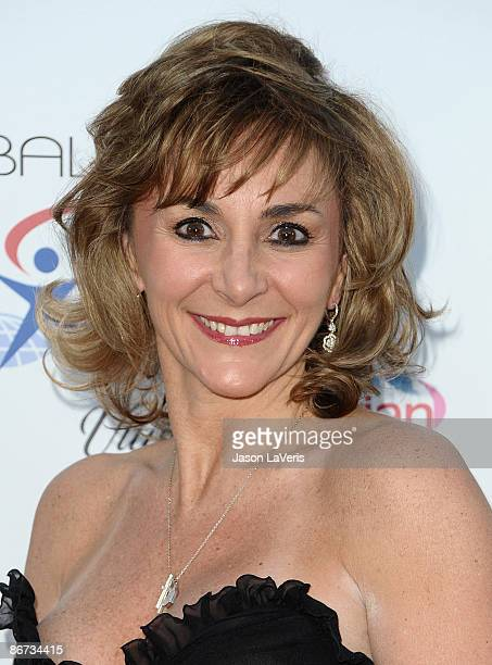 Shirley Ballas attends 'Dancing Under the Stars' on May 6 2009 in in Beverly Hills California