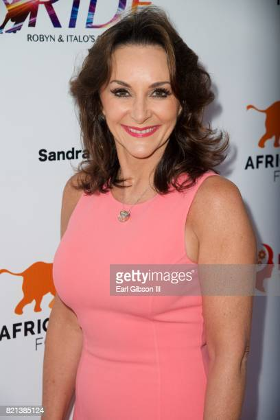 Shirley Ballas attends the Ride Foundation Inaugural GalaDance For Africa at Boulevard3 on July 23 2017 in Hollywood California