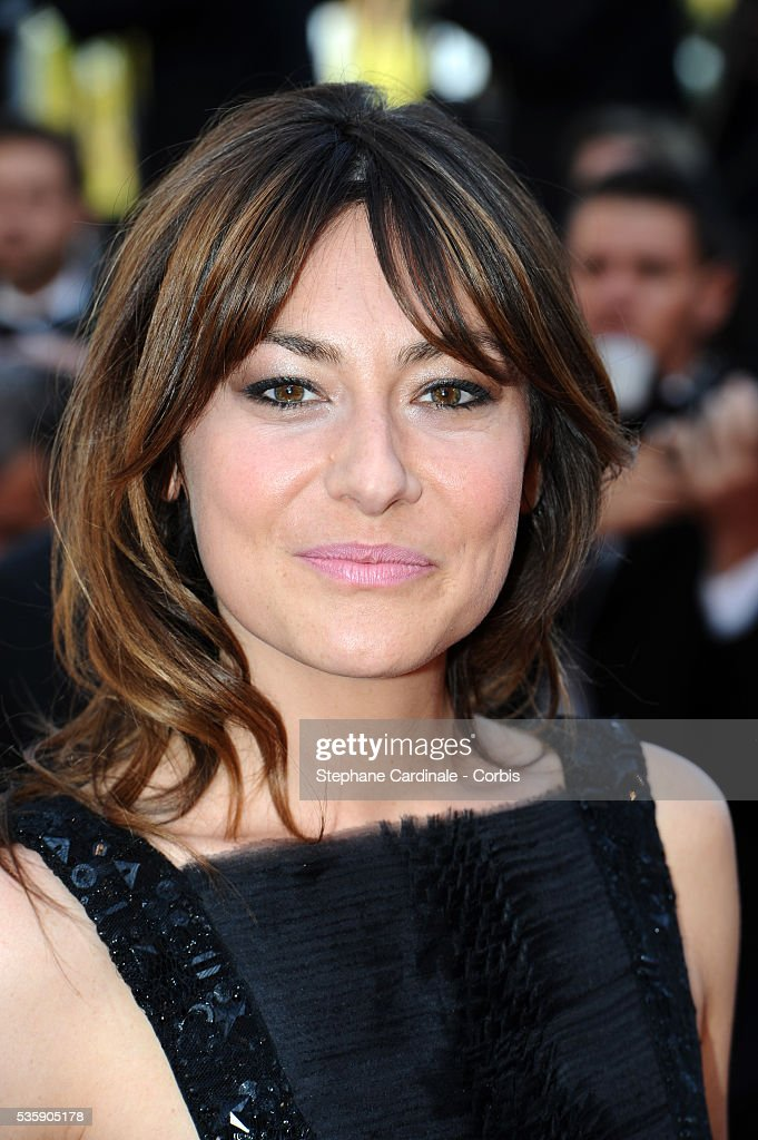 Shirley Bousquet at the Premiere for 'Biutiful' during the 63rd Cannes International Film Festival.