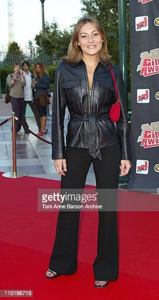 Shirley Bousquet during 2004 NRJ Cine Awards at Walt Disney Studios in Paris Marne La Vallee France