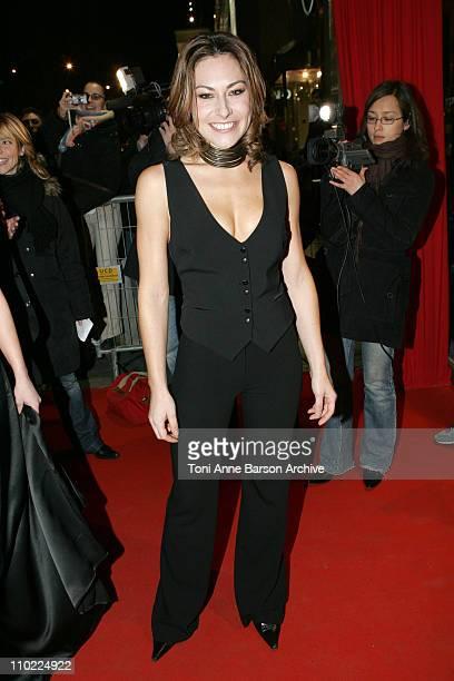 Shirley Bousquet during 'Espace Detente' Paris Premiere at UGC Normandy in Paris France