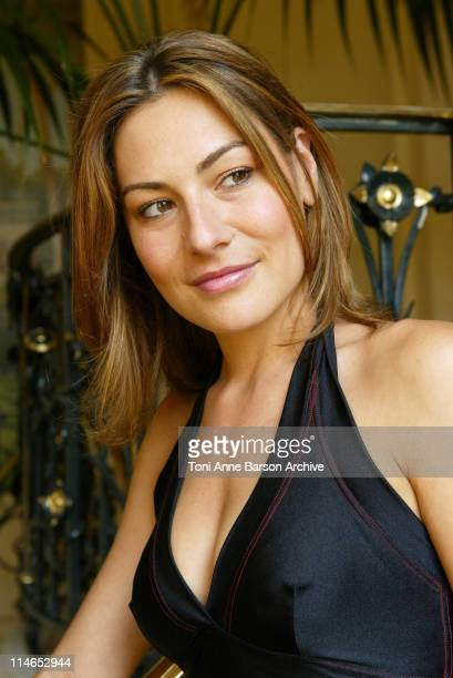 Shirley Bousquet during Shirley Bousquet Portraits at Hermitage Hotel in Monte Carlo Monaco