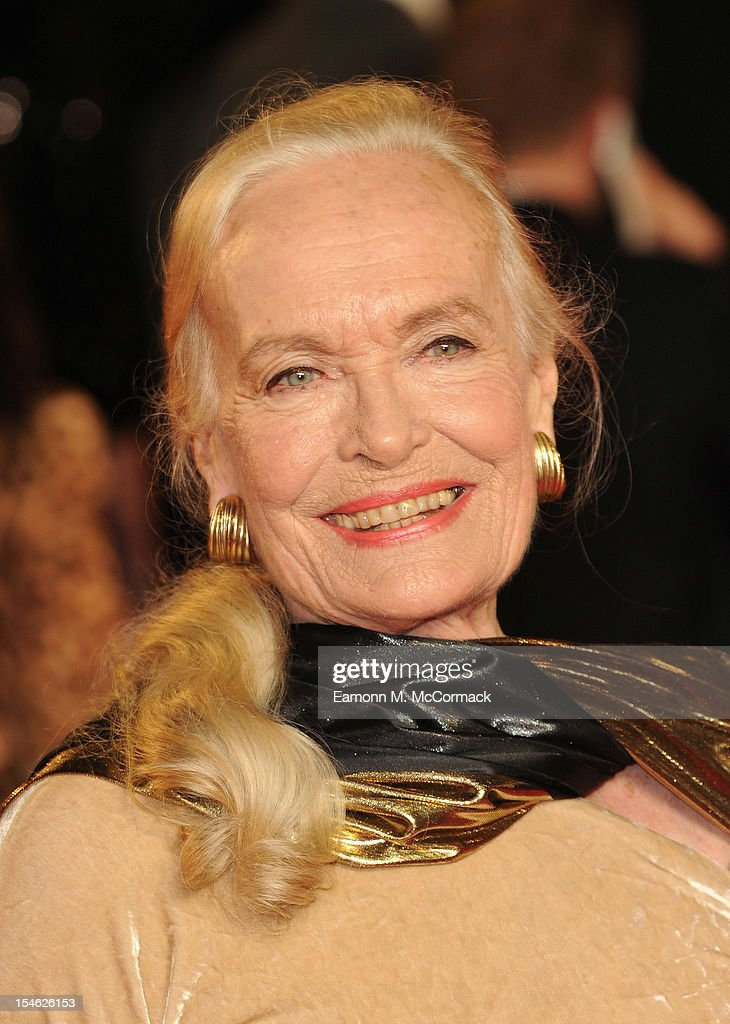 <a gi-track='captionPersonalityLinkClicked' href=/galleries/search?phrase=Shirley+Eaton&family=editorial&specificpeople=900615 ng-click='$event.stopPropagation()'>Shirley Eaton</a> attends the Royal World Premiere of 'Skyfall' at the Royal Albert Hall on October 23, 2012 in London, England.