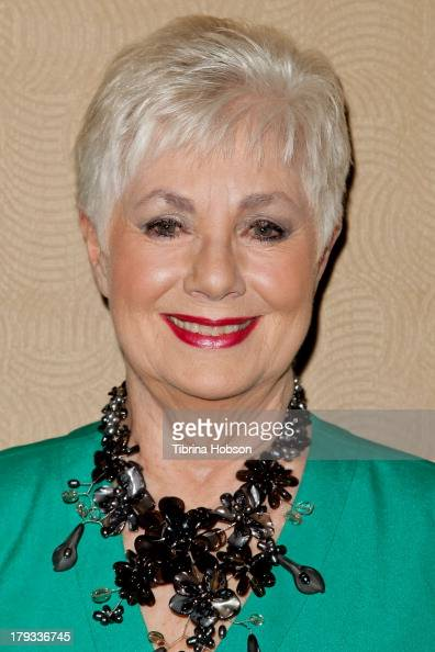 Shirley Jones attends the 49th annual Cinecon awards dinner honoring Shirley Jones and Pat Boone at Lowes Hollywood Hotel on September 1 2013 in...