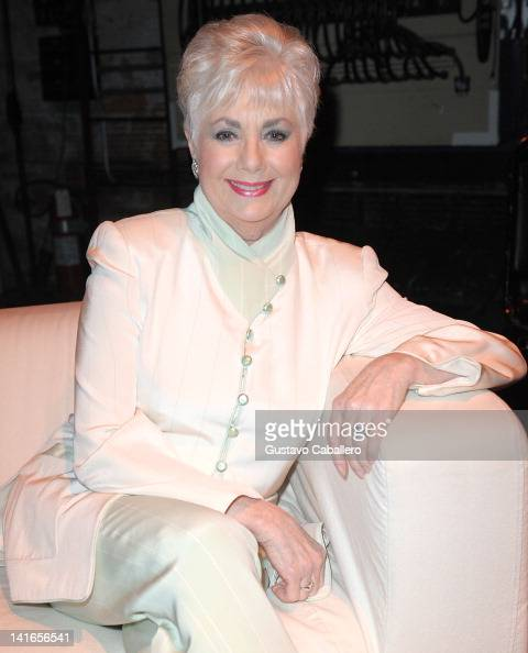 Shirley Jones attends Turner Classic Movies Road to Hollywood Film Festival at Gusman Center for the Performing Arts on March 20 2012 in Miami Florida