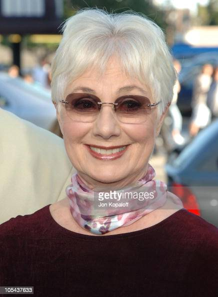 Shirley Jones during 'Wicked' Los Angeles Opening Night Arrivals at Pantages Theatre in Hollywood California United States