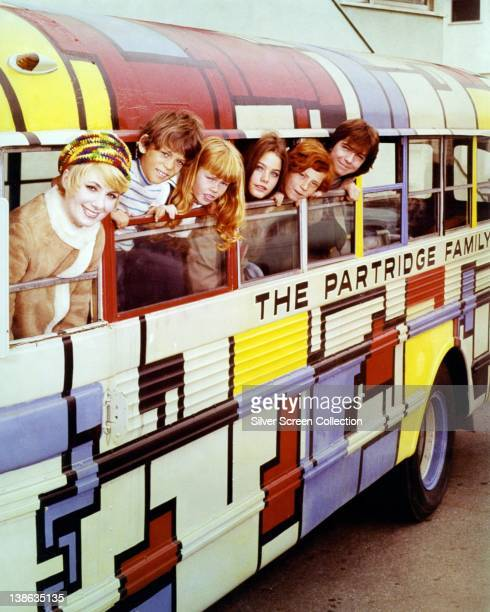 Shirley Jones US actress and singer Brian Forster US actor Suzanne Crough US actress Susan Dey US actress Danny Bonaduce US actor and David Cassidy...