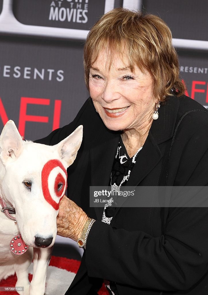 Shirley MacLaine attends the AFI Night At The Movies presented by Target held at ArcLight Hollywood on April 24, 2013 in Hollywood, California.