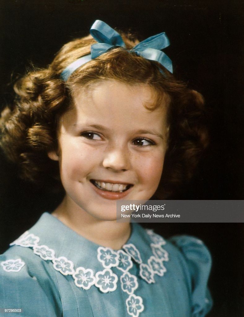 Shirley Temple Dies At 85 | Getty Images