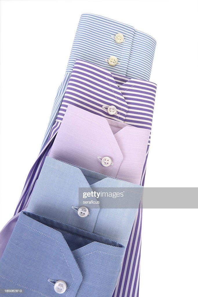 Shirt: cuffs