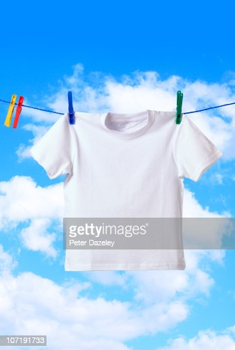 T shirt with copy space