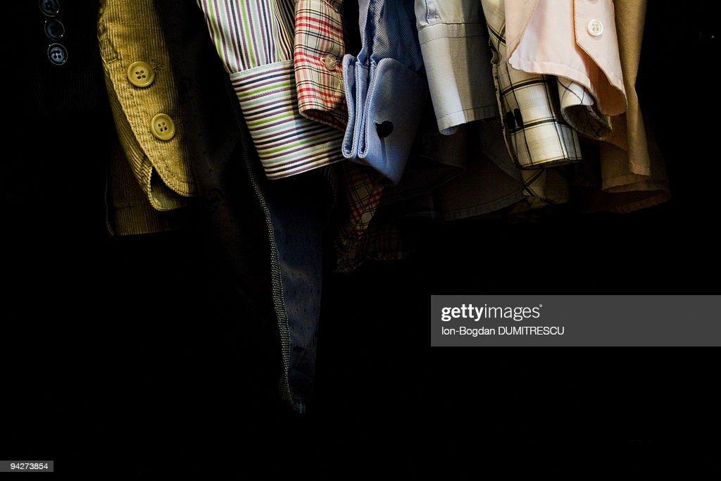 Shirts and jackets